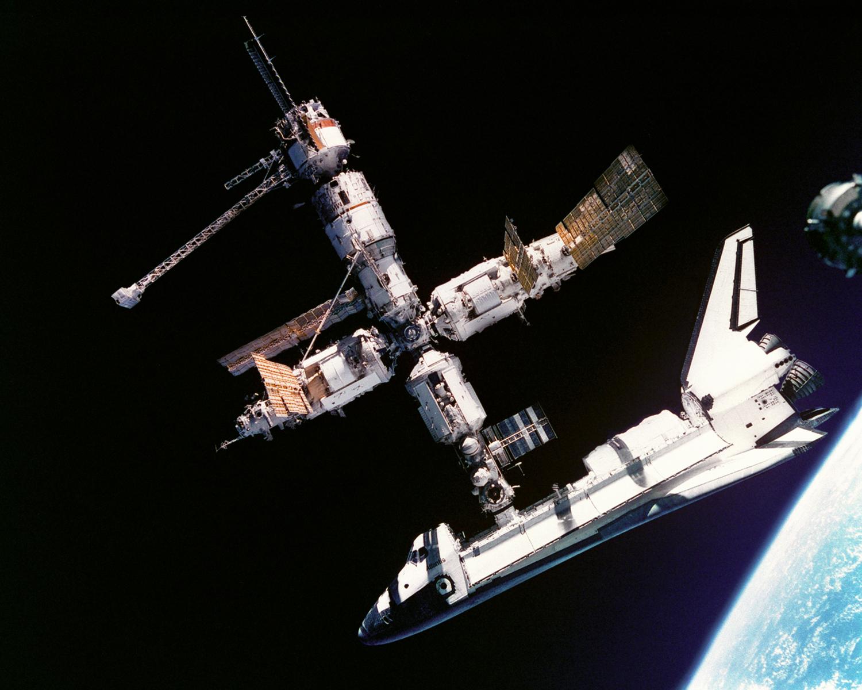 Naves Espaciales por Dentro y por Fuera en HD
